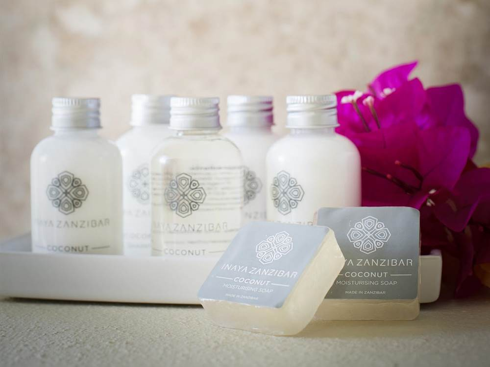 White Sand Toiletries