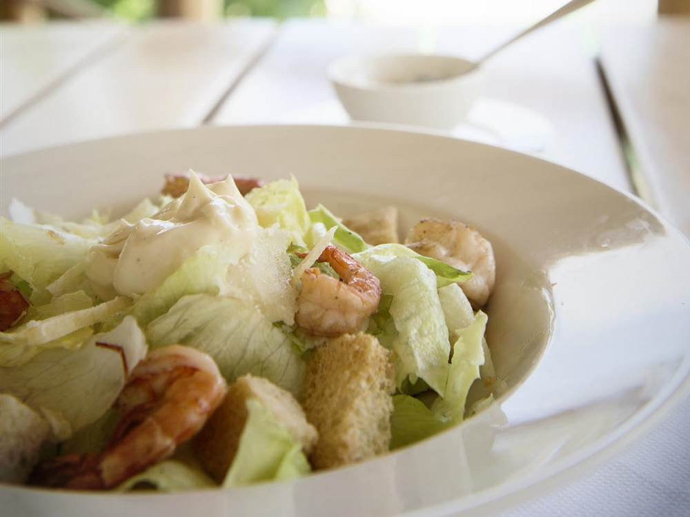 White Sand Villas Salad