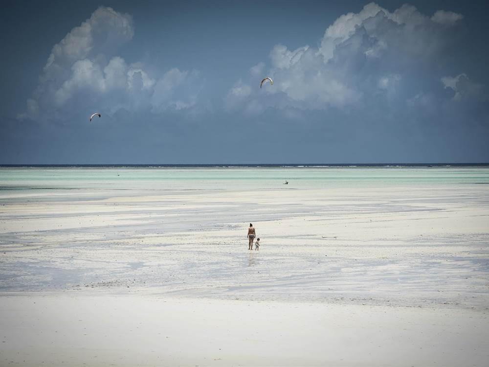 Zanzibar Low Tide