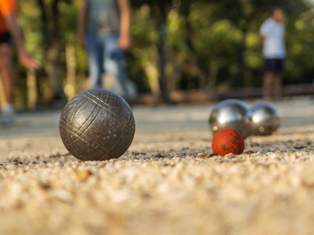 White Sand Villas Petanque Grounds