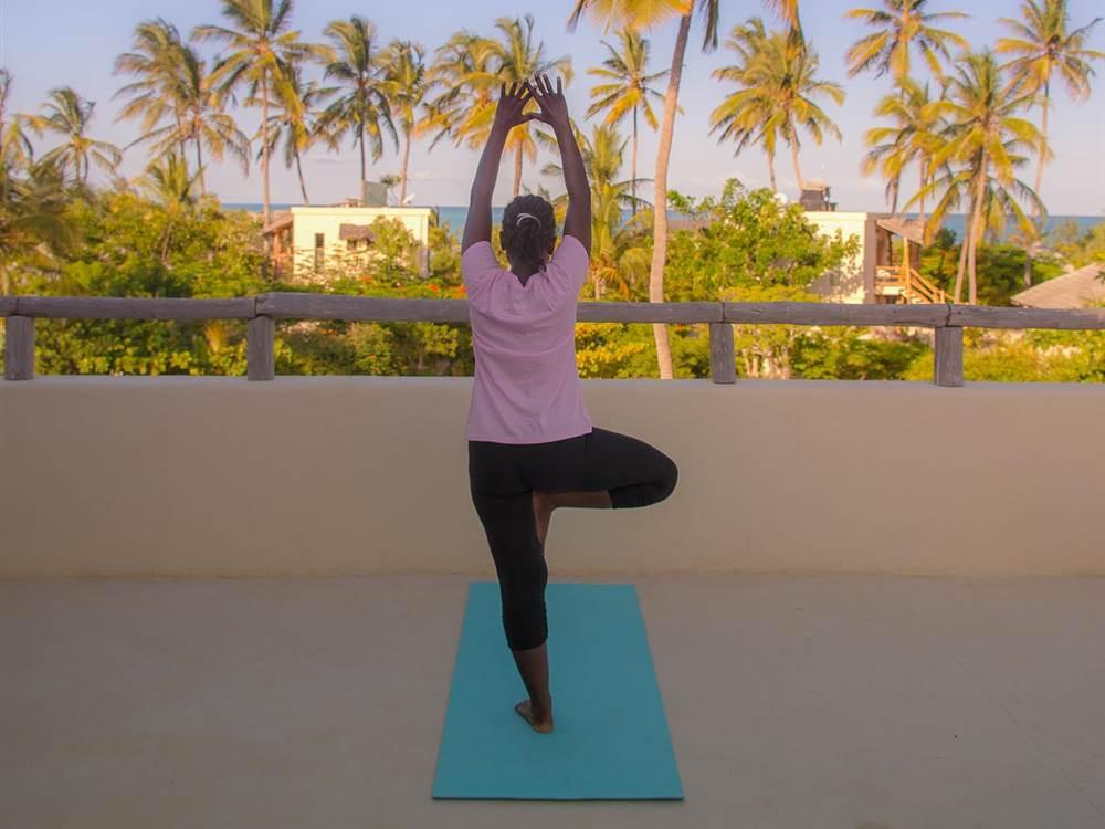 White Sand Yoga