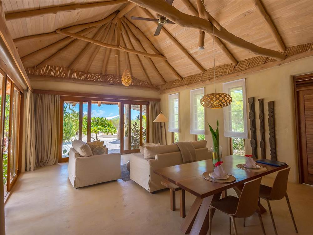 White Sand Villas Living Room