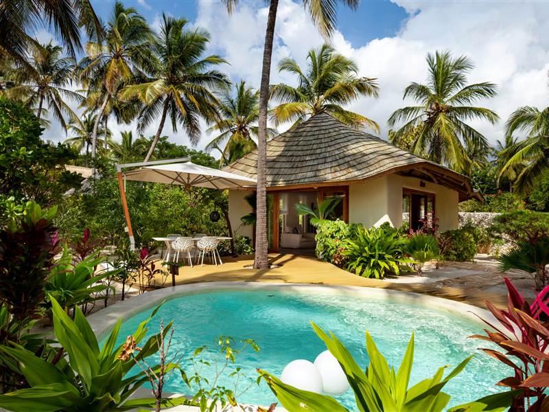 Living pool