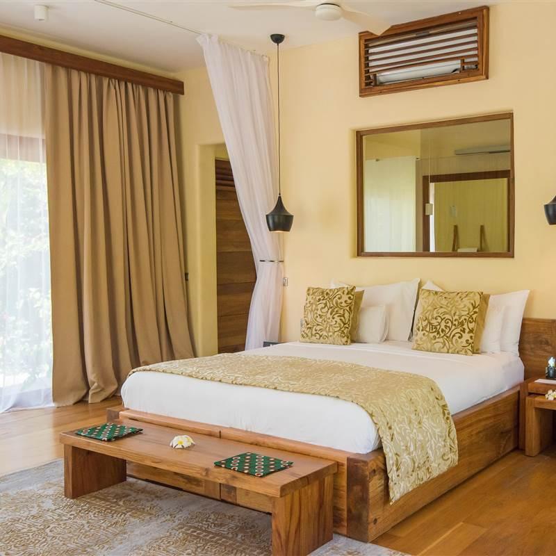 Villa - Luxury villa bedroom