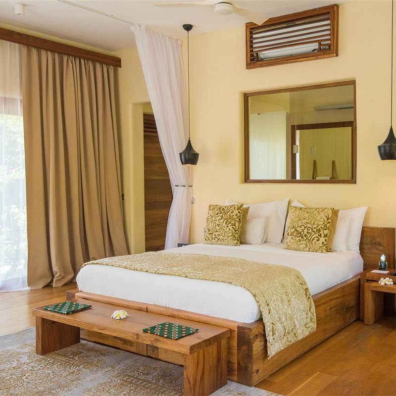 Family Two-Bedroom Villa