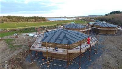 Yurts construction